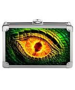 Vaultz Locking Supply Box, 8.25 x 5.5 x 2.5 Inches, Embossed Dragon Eye ... - $50.37