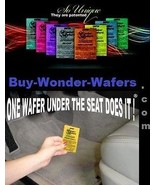 100~ Wonder Wafers~Assorted/Mixed SALE~Car Freshener -Mix the multi-colo... - $28.95