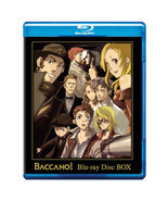 Baccano! Complete Collection (1-16) Bluray Disc Box ENGLISH DUB Region A US - $39.99