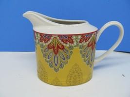 222 FIFTH Creamer Spice Kingdom  Fine Porcelain China - $34.40