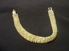 Dazzling Silver Plated Flawless Cubic Zirconia Women's Bracelet - $8.66