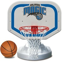 Poolmaster Swimming Pool Basketball Hoop 34 in. x 25.5 in. Plastic Multi... - $216.34