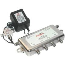 Eagle Aspen 500183 SHN 24-Kit Signal Combiner/Amplified 4-Way Splitter - $21.82