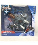 Hero Force Battery-Powered Stealth Fighter Jet Toy - $24.99