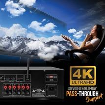 Pyle PT696BT 5.2-Channel 1,000-Watt Bluetooth Home Theater Receiver - $274.98