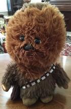 Chewbacca Chewie Talking Star Wars Plush Stuffed Animal Underground Toys... - $15.83