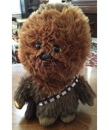 Chewbacca Chewie Talking Star Wars Plush Stuffed Animal Underground Toys... - $13.85