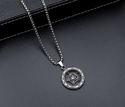 concentric Astral-style fashion personality Pendant - $9.00