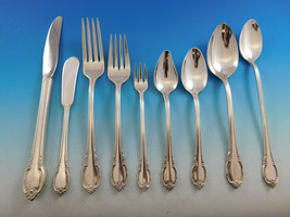 Remembrance by 1847 Rogers Silverplate Flatware Set for 12 Service 134 Pieces - $850.00