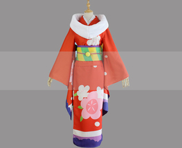 Miss Kobayashi's Dragon Maid Tohru Kimono Cosplay Buy - $130.00
