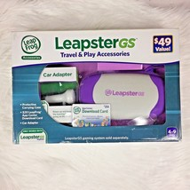 Leapster GS Travel and Play Electronic Learning Aid Notepad System Acces... - $33.85