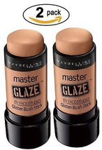 Maybelline Limited Edition Master Glaze By Facestudio Bronzer Stick - Gl... - $14.25