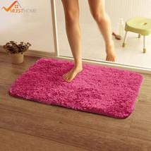 50*80cm/19.68*31.49in bath mat anti-slip Solid Home bathroom rugs bathro... - $41.40