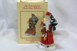 International Resources 1994 Weihnachtmann Germany Santa Figure SC18 - $6.92