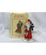 International Resources 1994 Weihnachtmann Germany Santa Figure SC18 - $6.29