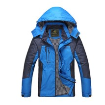 Mens Jackets Spring Tactical Waterproof Windpoof Breathable Jackets Men ... - $82.42