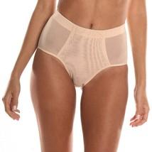 Women's Fullness Silicone Buttocks Butt Shaper Lifter Panty Beige #7010 image 2