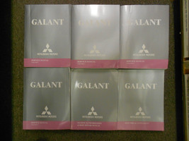 2004 MITSUBISHI GALANT Service Shop Repair Manual 6 VOL SET OEM FACTORY ... - $257.35