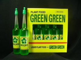 ChingWenArts Green Green Plant Food Lucky Bamboo Fertilizer 12 Bottles, F9956 - $13.18