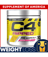 """Cellucor C4 Ripped 30 Servings Choose Flavor """"FREE SHIPPING"""" - $27.98"""