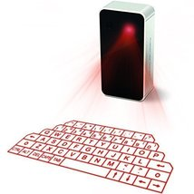 Virtual Laser Projection Keyboard and mouse Bluetooth Wireless Speaker for iP...