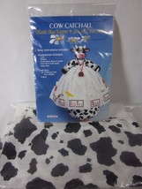 Cow Catch All Plastic Bag Keeper Sewing Pattern... - $9.89