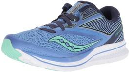 Saucony Women's Kinvara 9 Running Shoe BLUE/TEAL 9.5 M Us - $94.49