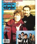 Fantasy Empire Magazine #8 Doctor Who 1984 NEW UNREAD FINE - $5.94
