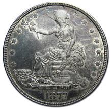 1877 T $1 Trade Dollar Silver Coin Lot# MZ 2851