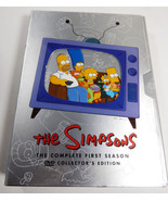 The Simpsons The Complete First Season 3-Disc Set Collector's Edition DVD - $25.25
