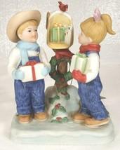 HOMCO DENIM DAYS Sharing the Joy of Christmas #57064-04 - $29.99