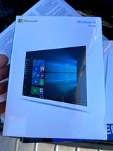 Microsoft Windows 10 Home **GENUINE** USB RETAIL FACTORY SEALED **KEY IN... - $51.98