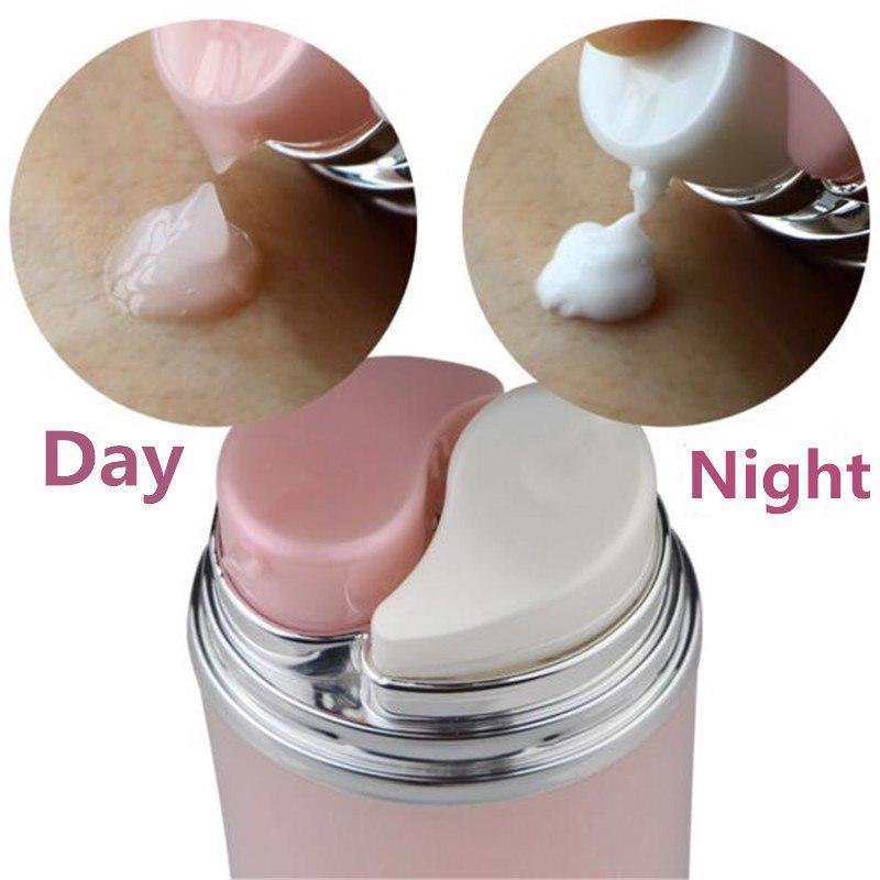 Day & Night Elastic Eye Cream Skin Care Facial Anti Puffiness Face Dark Circles image 2
