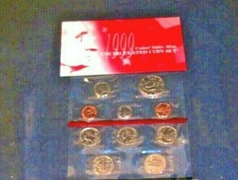 1999 United States Mint Uncirculated Coin Set  AA19-CNP6004 image 2