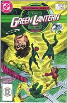 The Green Lantern Corps Comic Book #221 DC Comics 1988 VERY FINE+ NEW UN... - $3.25