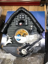 Disney Nightmare Before Christmas Wall Clock Glockenspiel Wall clock - $153.45