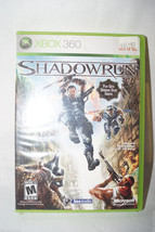 NEW XBox 360 Shadowrun Game - $14.01