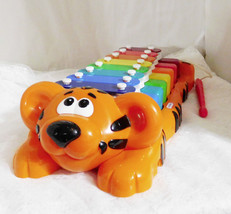 Little Tikes TIGER XYLOPHONE PIANO Combination #T59H031 - Approximately ... - $18.69