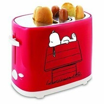 """""""The Original"""" SNOOPY HOT DOG TOASTER (Collectible) BRAND NEW Pops-Up Ho... - ₹3,624.21 INR"""