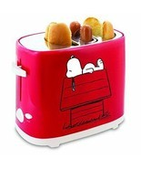 """The Original"" SNOOPY HOT DOG TOASTER (Collectible) BRAND NEW Pops-Up Ho... - ₹3,436.65 INR"