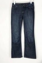 Talbots Demin Boot Cut Women Jeans size 2P Signature - $22.28