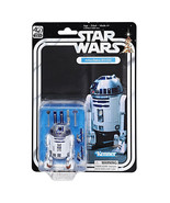 "Star Wars 6"" Black Series 40th Anniversary R2-D2 ARTOO-DETOO R2D2 IN HAND!!!!! - $44.53"