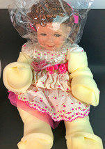 "Marie Osmond Fine Collectables Emmaline 22"" Sitting Toddler Doll Charism... - $74.25"