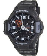 Casio G-Shock GA-1000-1A GRAVITYMASTER Twin Sensor Men's Watch - $138.55