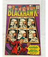 Blackhawk 238 Comic DC Silver Age Fine Plus Condition - $4.99