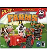 Play Mega Pack: Farms and Gardens Collection (PC Game 2015) - $19.95