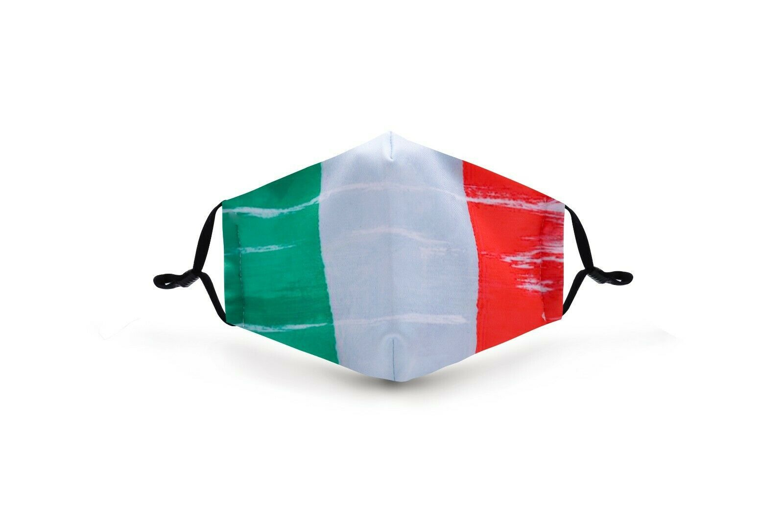 Primary image for Mexican Flag Colors Face Mask Washable Reusable POLYESTER/COTTON +2 filters