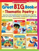 Great Big Book of Thematic Poetry: More Than 200 Delightful Poems on Fav... - $11.72