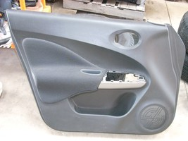 2013 NISSAN JUKE LEFT FRONT DOOR TRIM