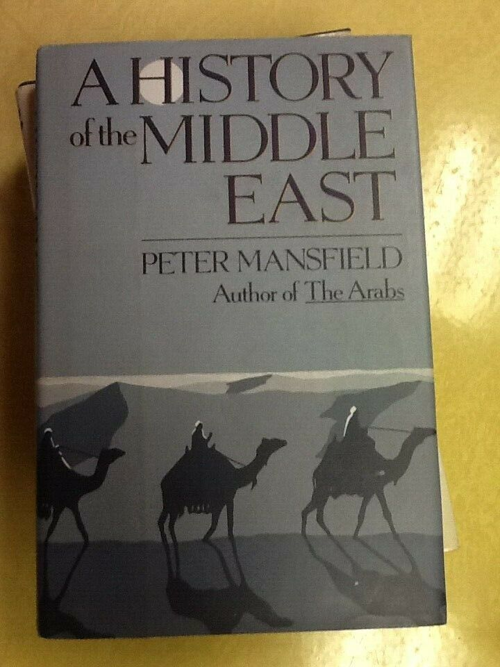 Primary image for A History Of The Middle East Peter Mansfield USED  Hardcover Book